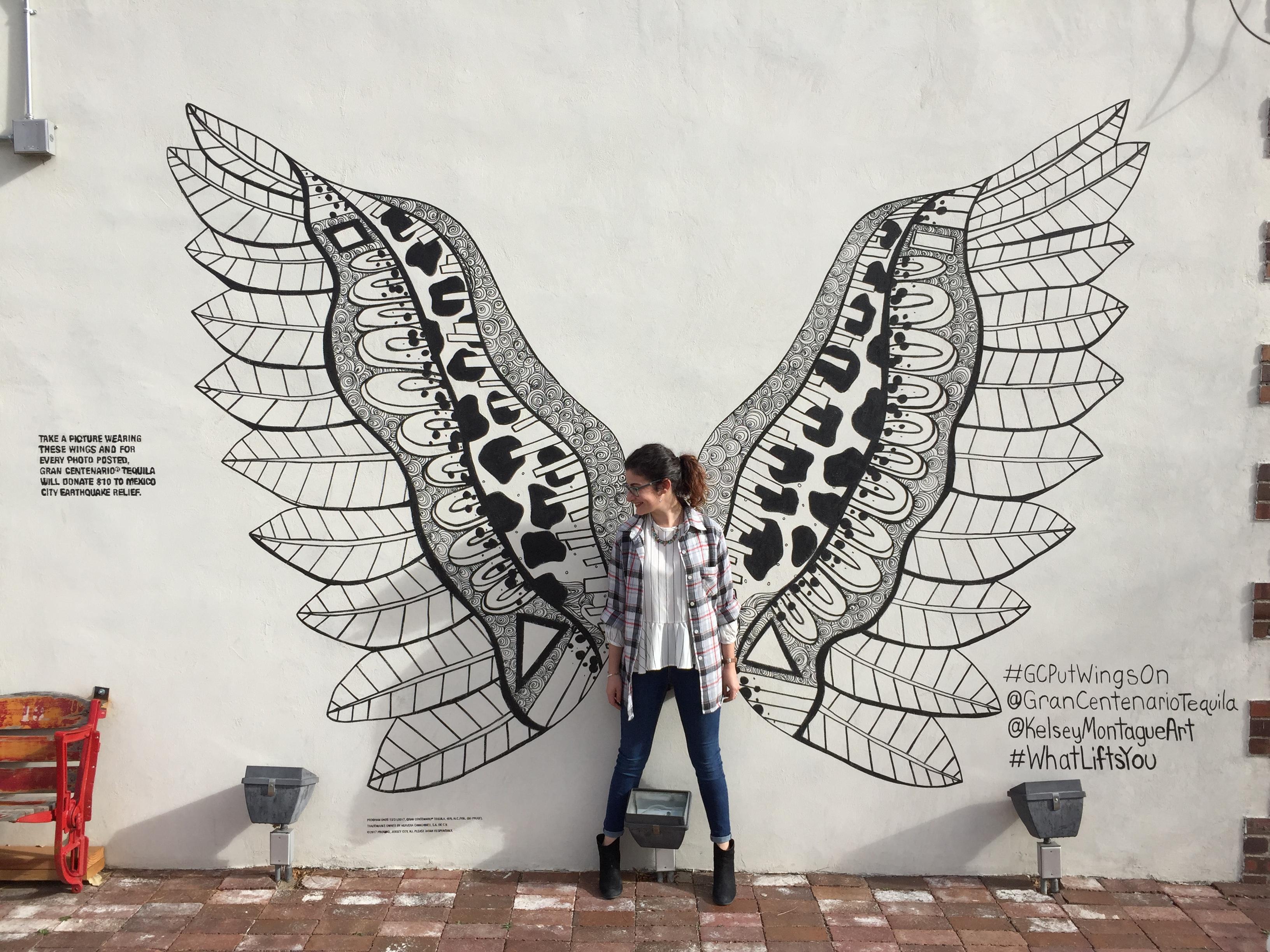 Gran Centenario Put Your Wings On Gnf Marketing